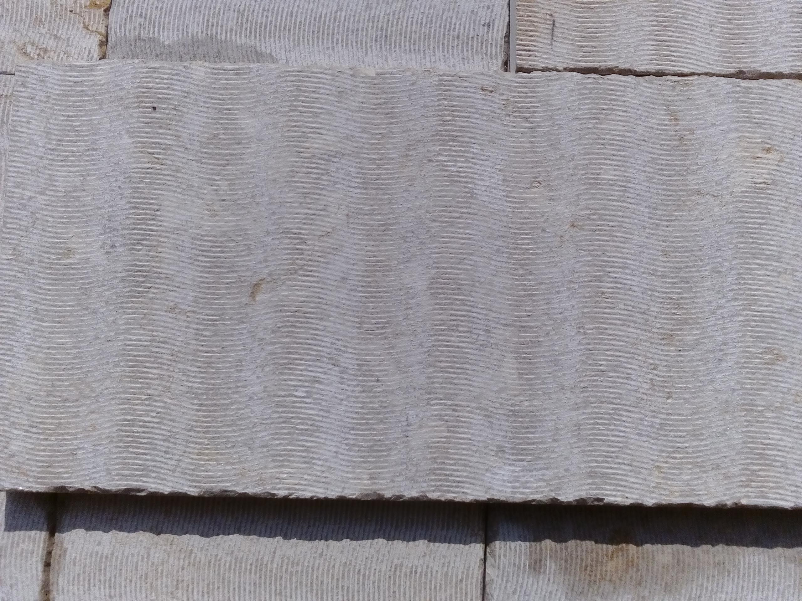 Gaterisane i grebane (šarane) ploče 6
