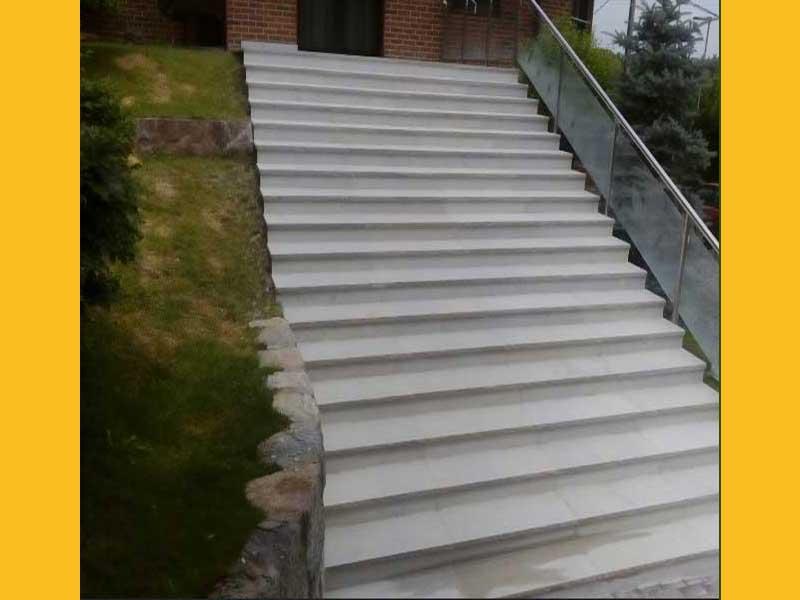 stokovane stepenice