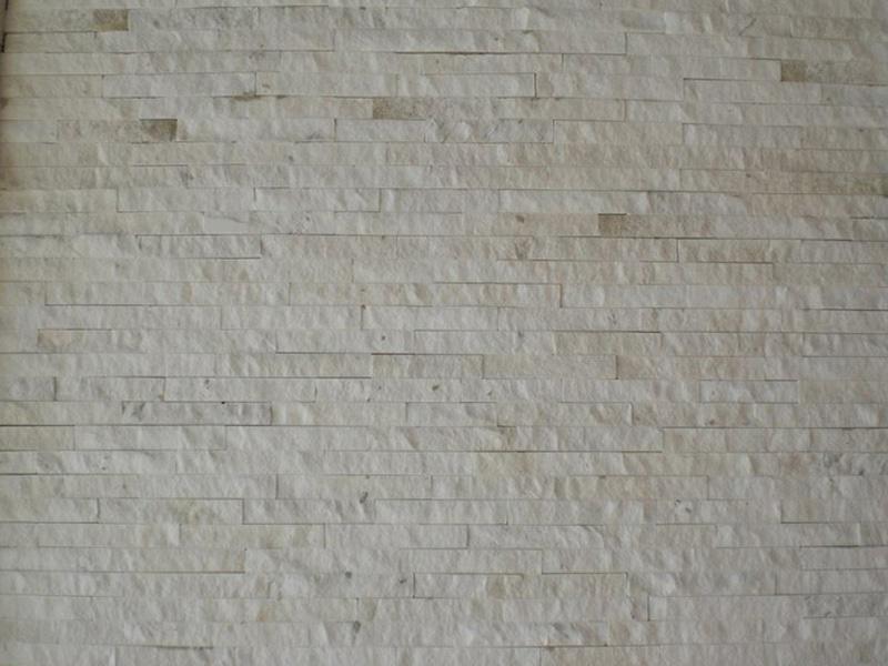 Štanglice beli mermer 3 cm